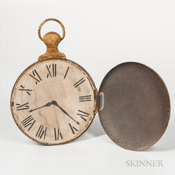 Small Watch-form Trade Sign
