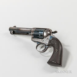 Colt Bisley Model Single-action Army Revolver