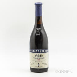 Fontonafredda Barolo 1990, 1 bottle
