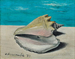Gertrude Abercrombie (American, 1909-1977)      Shell