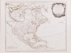 North America, South America, Canada, United States, Three Maps.