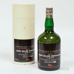 Port Ellen 24 Years Old 1978, 1 70cl bottle (ot)