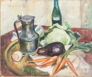 Louise Schacht (American, 1908-1988)      Still Life