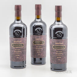 Phelps Insignia 2011, 3 bottles