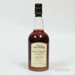 Glen Grant 30 Years Old 1970, 1 750ml bottle