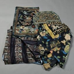 Group of Textiles