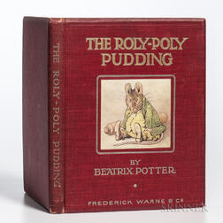 Potter, Beatrix (1866-1943) The Roly Poly Pudding.