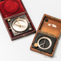 Two Field Compasses
