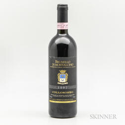 Collosorbo Brunello di Montalcino 1997, 1 bottle