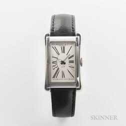 Bedat & Co. Stainless Steel No. 7 Wristwatch