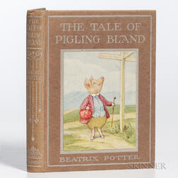 Potter, Beatrix (1866-1943) The Tale of Pigling Bland.