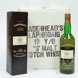 Laphroaig 12 Years Old 1984, 6 750ml bottles (oc)