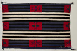 Navajo Chief's Pattern Rug