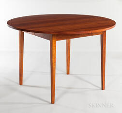 Thomas Moser Round Cherry Dining Table