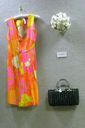 Group of Designer or Vintage Lady's Clothing and Accessories