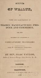 (Tradesmen and Commerce), Taylor, Isaac (1759-1829)