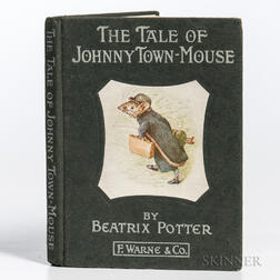 Potter, Beatrix (1866-1943) The Tale of Johnny Town Mouse.