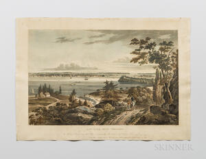 Wall, William Guy (1792-1864) New York from Weehawken.
