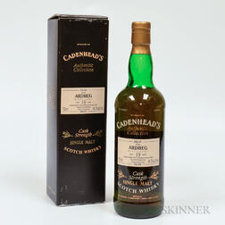 Ardbeg 19 Years Old 1975, 1 750ml bottle (oc)