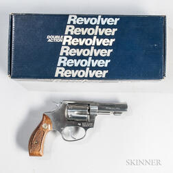 Smith & Wesson Model 650 Double-action Revolver