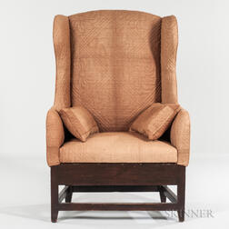 Upholstered Easy Chair