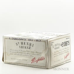 Penfolds St. Henri Shiraz 1998, 6 bottles (oc)