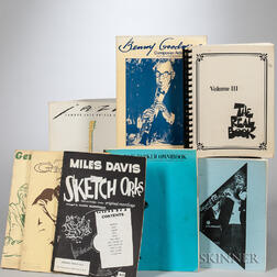 Collection of Songbooks