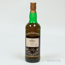 Ardbeg 20 Years Old 1974, 1 750ml bottle