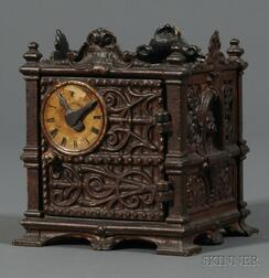 """Cast Iron """"Fidelity Trust Vault/Counting House Bank,"""""""