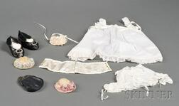 Group of Handmade Doll Clothes