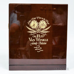 Old Rip Van Winkle Family Selection 23 Years Old 1986, 1 750ml bottle (pc)