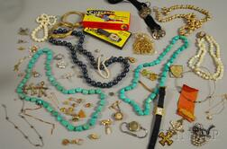Assorted Group of Costume Jewelry