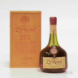 De Montal VSOP, 1 bottle (owc)