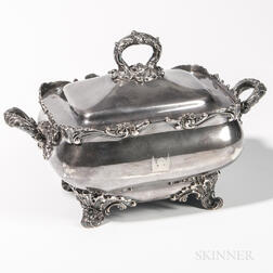 Dominick and Haff Sterling Tureen