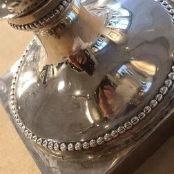 George III Sterling Silver Wine Ewer