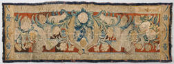 Continental Tapestry Fragment