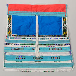 Ndebele Wedding Cape