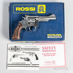 Rossi Model 511 Sportsman Double-action Revolver