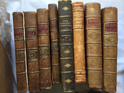 Decorative Bindings, Approximately Fifty Volumes.