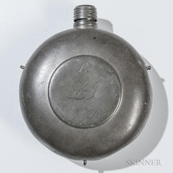 Small Militia Flask