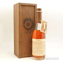 Bookers 8 Years Old, 1 750ml bottle (owc)