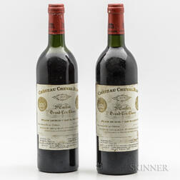 Chateau Cheval Blanc 1979, 2 bottles