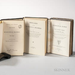 Medicine, Three Volumes.