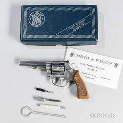 Smith & Wesson Model 63 Double-action Revolver