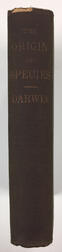 Darwin, Charles (1809-1882) On the Origin of Species by Means of Natural Selection  , First American Edition.