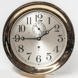 Large Chelsea Marine Wall Clock