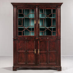 Neoclassical-style Cabinet