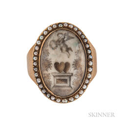 Antique Sentimental Ring