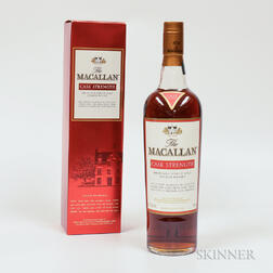 Macallan Cask Strength, 1 750ml bottle (oc)