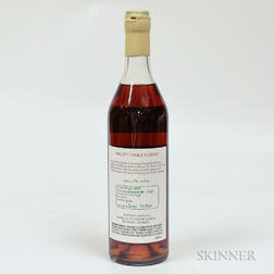 Willett Family Estate Rye 22 Years Old, 1 750ml bottle